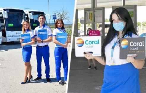 Coral Travel начинает туры в Египет прямыми рейсами в Хургаду и Шарм-эль-Шейх из 4 городов России