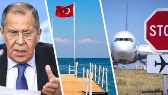 Закрытие Турции может стать реальностью: турецкий МИД пошёл на конфронтацию с Москвой