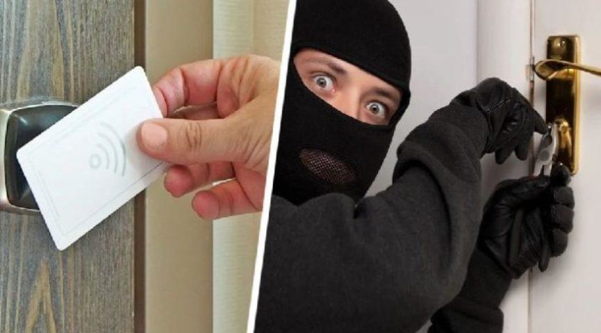 Совет туристам: как не дать ограбить свой номер в отеле