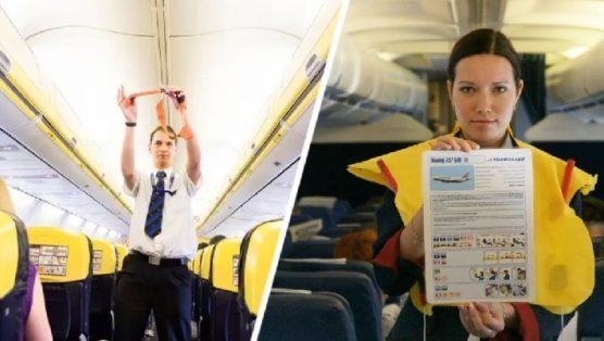 Хотите выжить в авиакатастрофе? Какие ряды дают лучший шанс на спасение