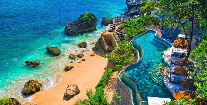 Индонезия. Остров Бали глазами туристов. Отель Intercontinental 5 звезд