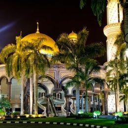 Русские туристы смогут  без визы посетить Бруней