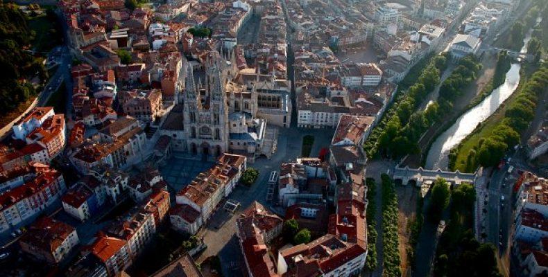 Бургос— сердце Кастилии. Это Испания