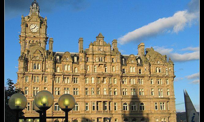 10 of the best boutique hotels in Edinburgh