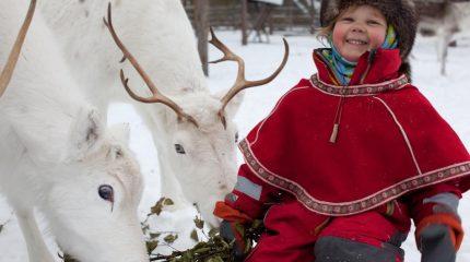 Отдых с детьми в Финляндии