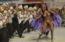 Карнавал в Бразилии начнется 9 февраля