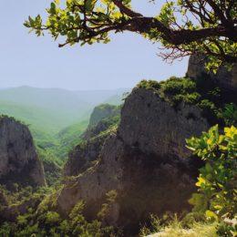 Крымский Большой каньон и достопримечательности Москвы