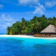 Отпуск под солнцем: Мальдивы и Италия