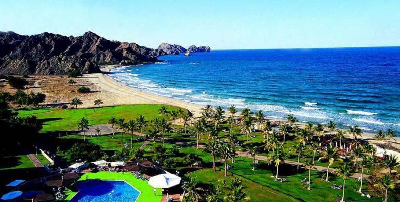 Отдых в семейном отеле в Омане!
