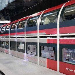 Как будут выглядеть поезда будущего