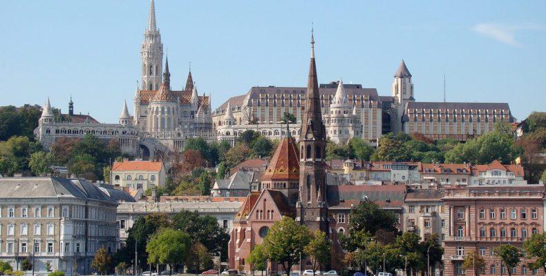 Венгрия. На берегах голубого Дуная
