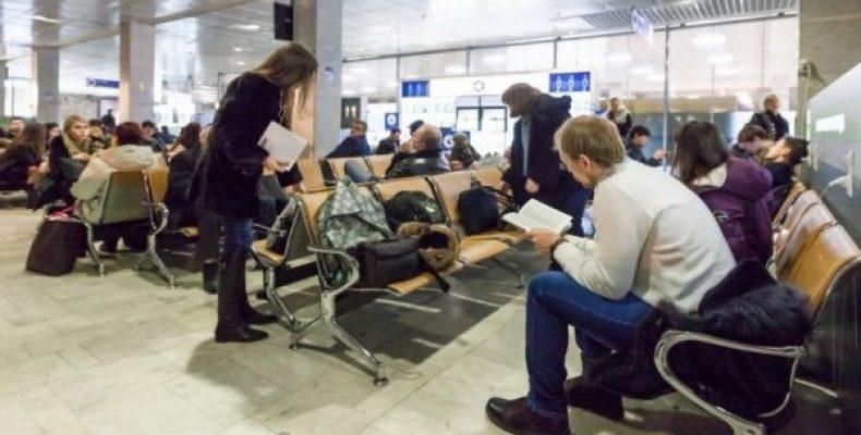 Прибыл вЧелябинск снедельным опозданием самолет «ВИМ-Авиа»