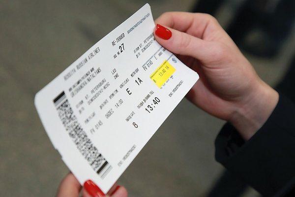 Как меняются цены на авиабилеты после падения рубля