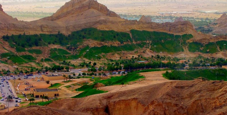 Туристам стало легче добраться до самой высокой горы Эмиратов