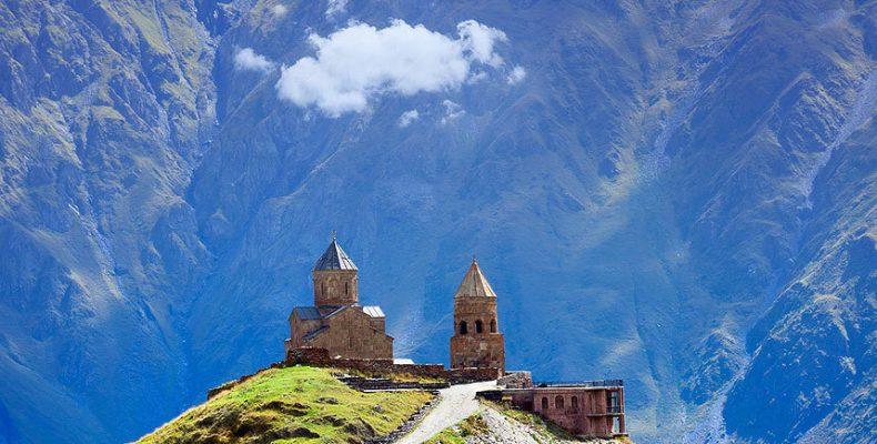 Российские туристы установили рекорд по посещению Грузии