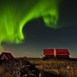 Исландия лидер по числу снимков туристов в Инстаграмм