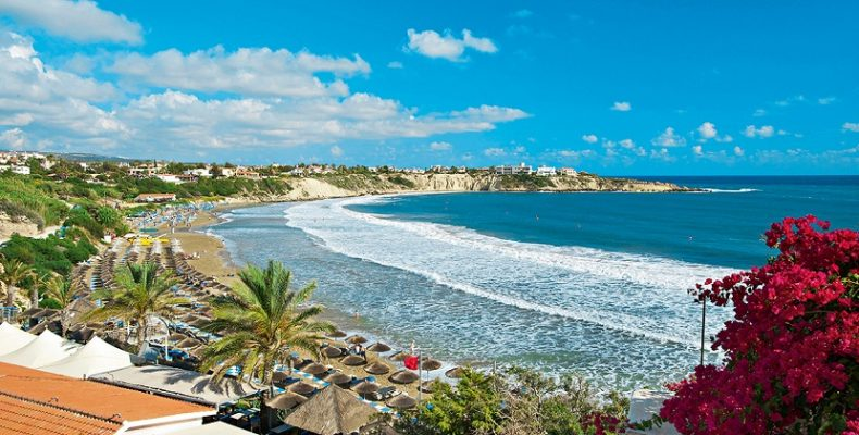 Российский турпоток на Кипр сократился на 5% за 1-ый квартал 2018 г