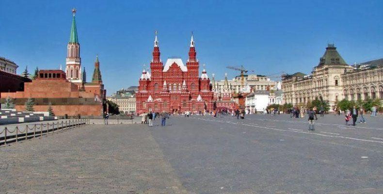 Россия стала популярным направлением для туристов из стран «Большой семерки»