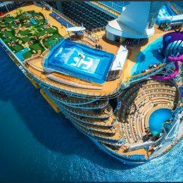 Круизы на самом большом лайнере в мире