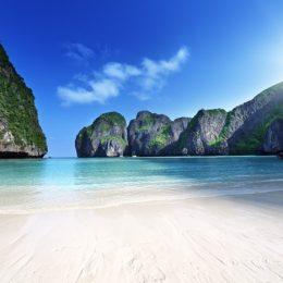 В Таиланде пляж на Пхи-Пхи закроют для туристов
