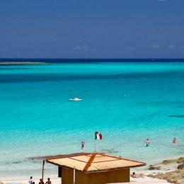 Запрет использования полотенец на итальянском курорте