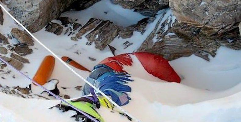 НаЭвересте нашли тела погибших альпинистов