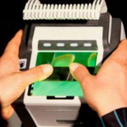 В Китае придется оставить отпечатки пальчиков