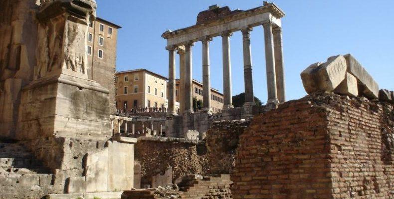 Туристы в Риме смогут совершать путешествие в прошлое