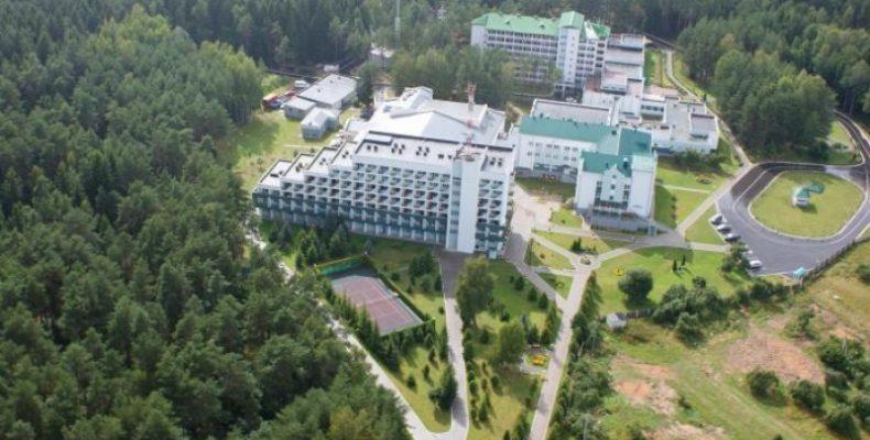 Какие санатории есть в Белоруссии