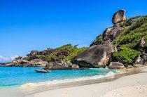 В Таиланде закрыли для посещения Симиланские острова