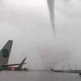 В Анталии стихийное бедствие