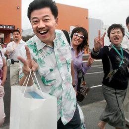 В Россию из Китая приезжает в разы меньше туристов, чем в Европу