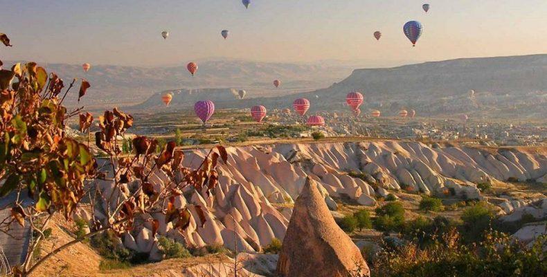 Турция столкнулась с засильем китайских туристов