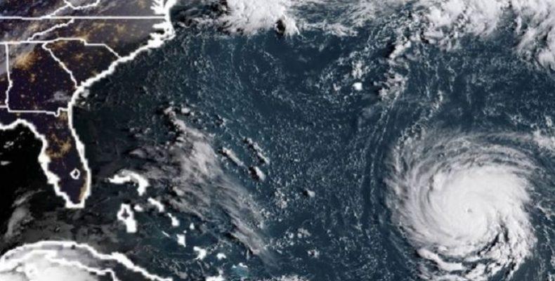Сильнейший за последние 60 лет ураган движется на США