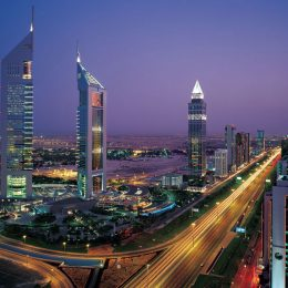 Транзитным туристам в Дубае предложат экскурсии по городу
