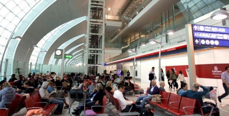 В Дубае паспортный контроль займет не больше 10 секунд
