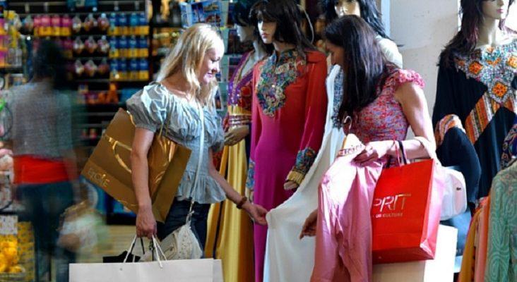 В Дубае началось распродажное безумие