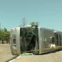 Шесть российских туристов пострадали в аварии в Грузии