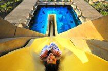 В Китае открылся аквапарк