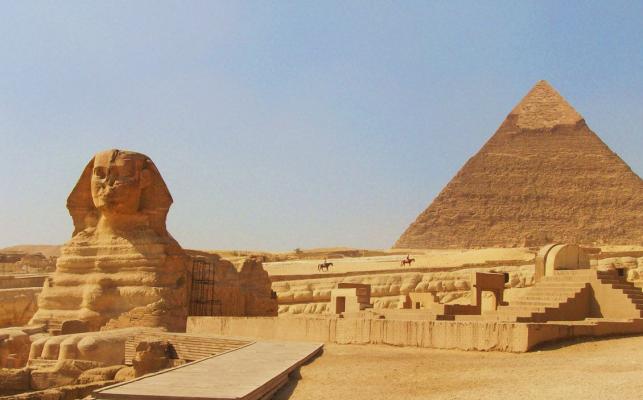 Египет— самое быстрорастущее туристическое направление